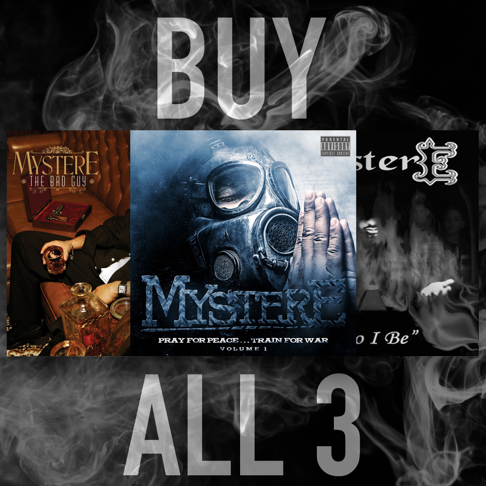 MysterE 3PACK (Hard Copy)