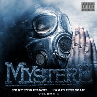 "MysterE ""Pray For Peace, Train For War"" (Hard Copy)"