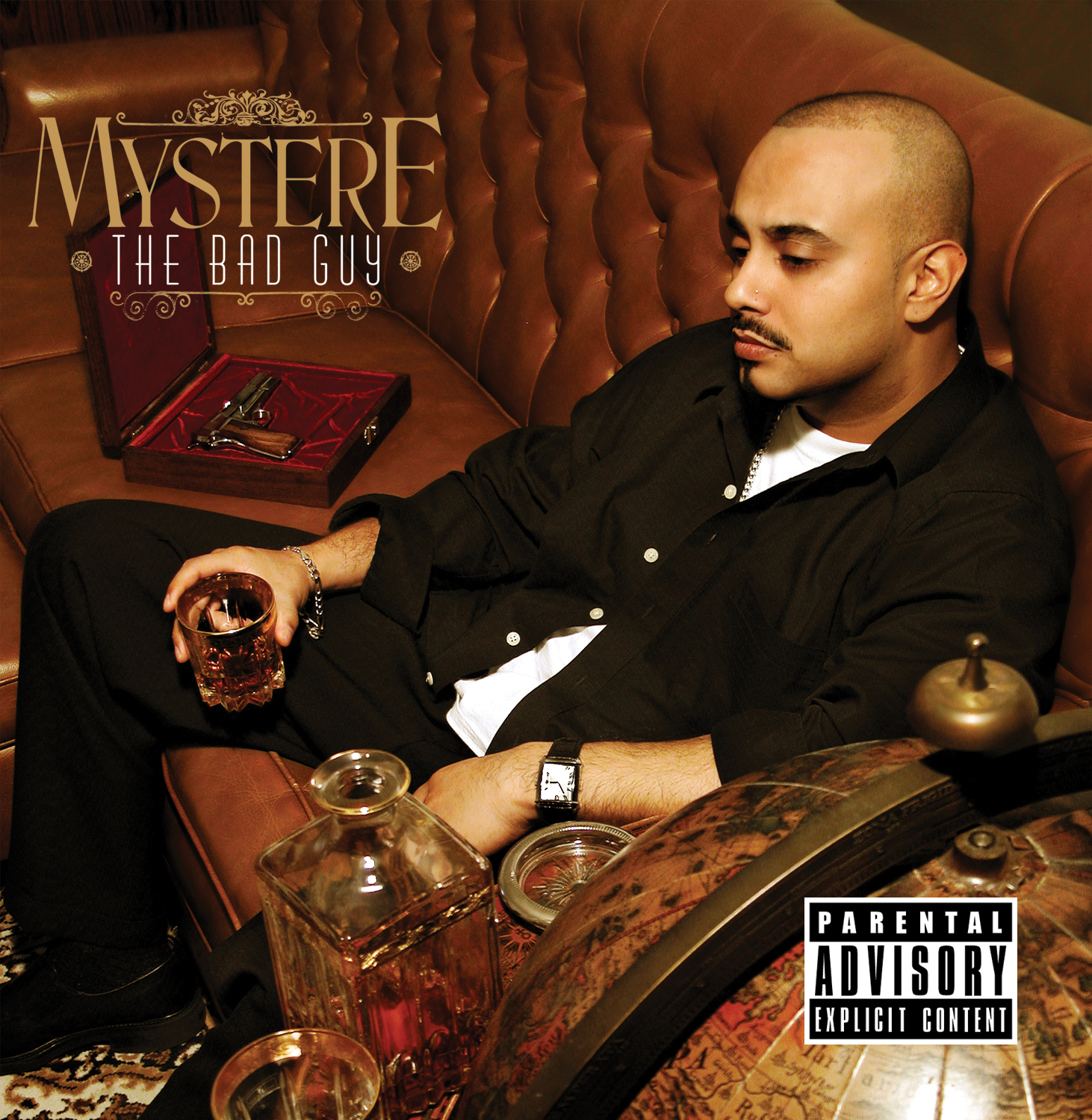The Bad Guy Cover Get your copy of MysterEs The Bad Guy on iTunes!