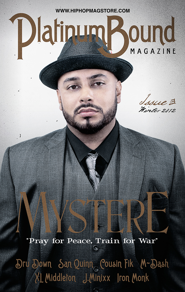 mystere platinum bound Myster E in Platinum Bound Magazine